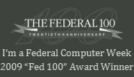 The Federal 100 Award Winner